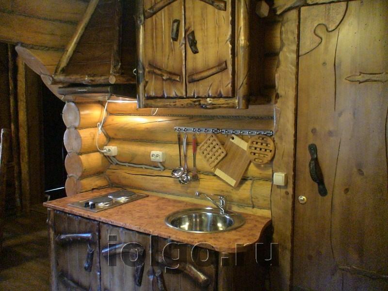 Горница 2 (Комфорт) - Кухня