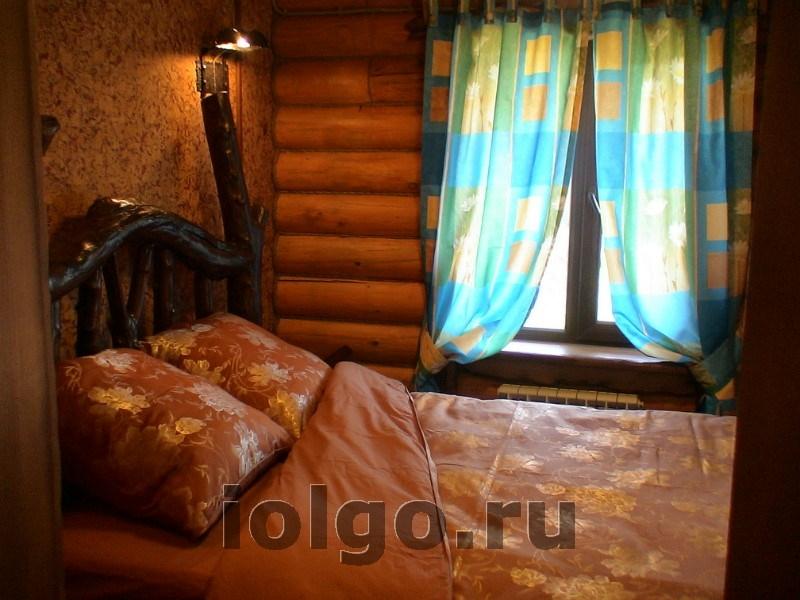 Горница 2 (Комфорт) - Спальня