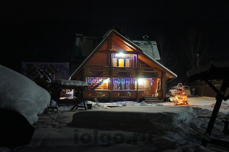 Изба (зима)