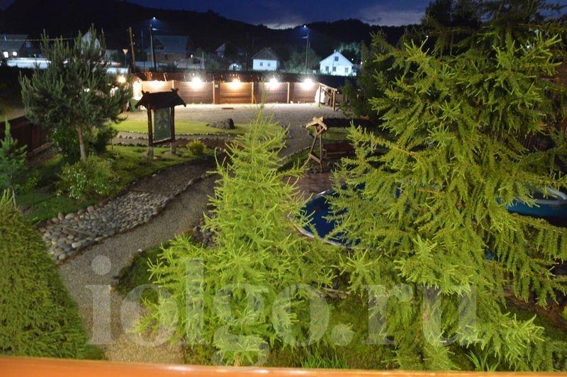 Вид с балкона (Горница №3)